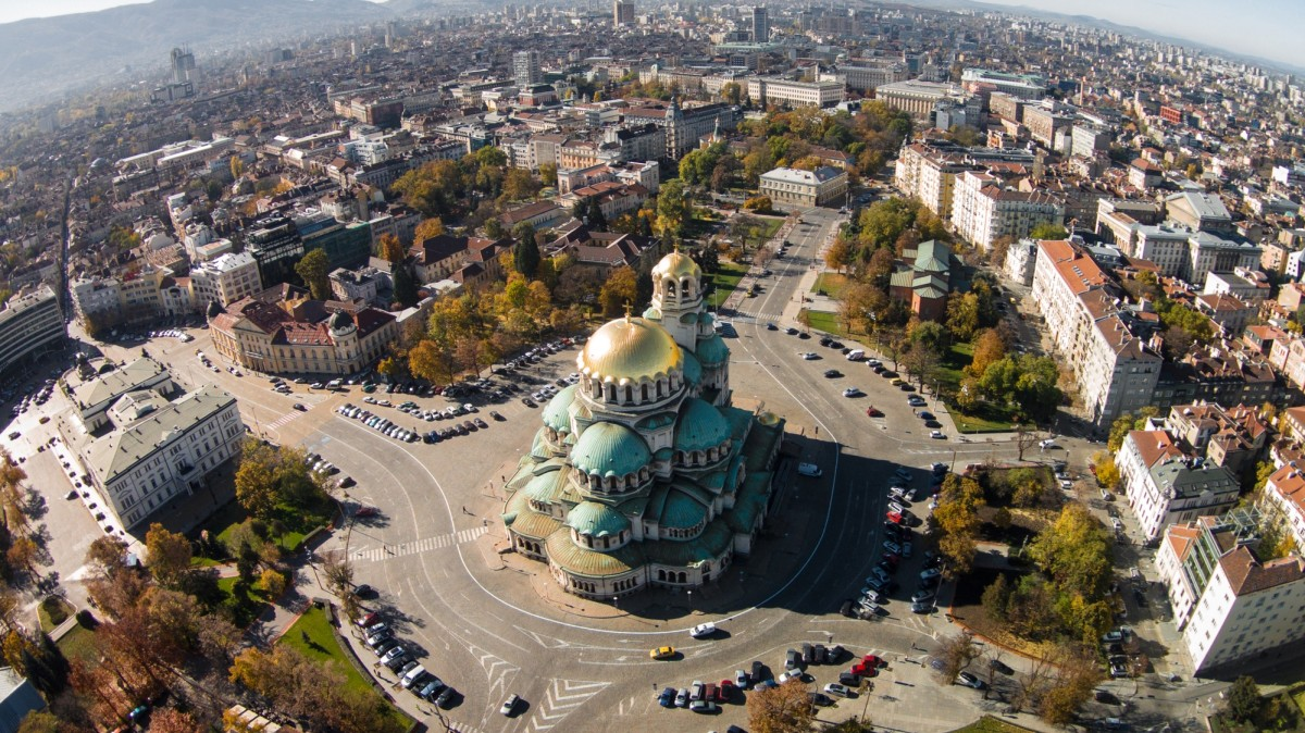Sofia Alternative City Break