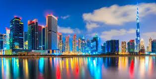 ANA Agent Office in Dubai, UAE (United Arab Emirates