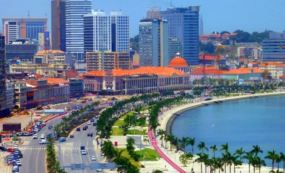 Ethiopian Airlines City Office in Luanda, Angola - Airlines-Airports