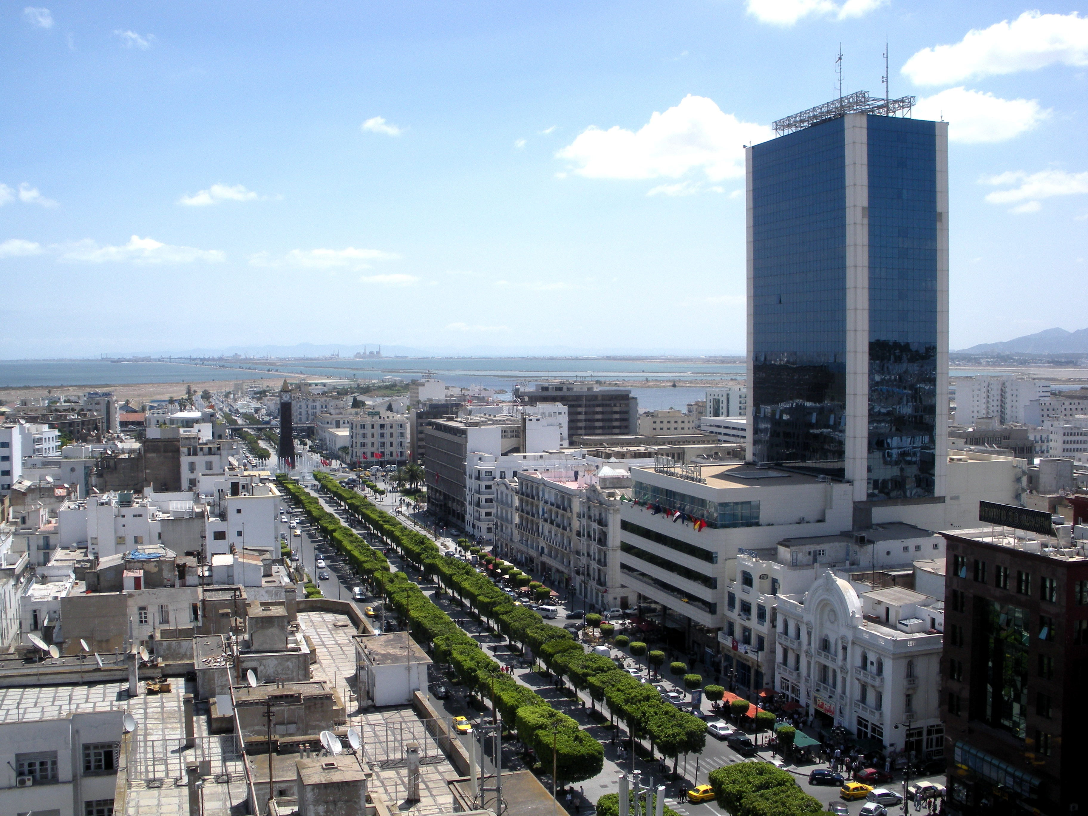 Hotel Tunis Centre Ville