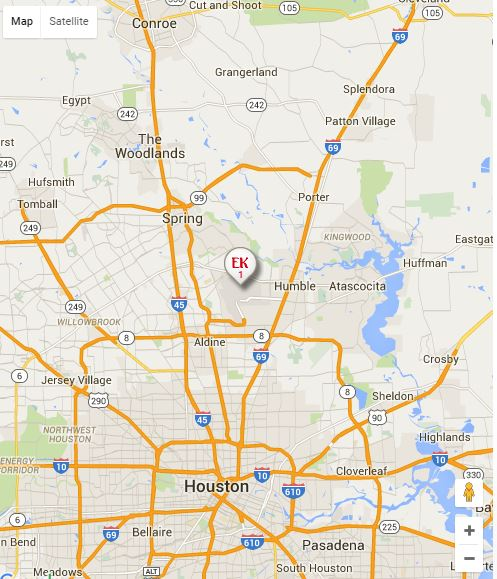 Emirates Airline Airport Office In Houston USA AirlinesAirports - Houston location in usa