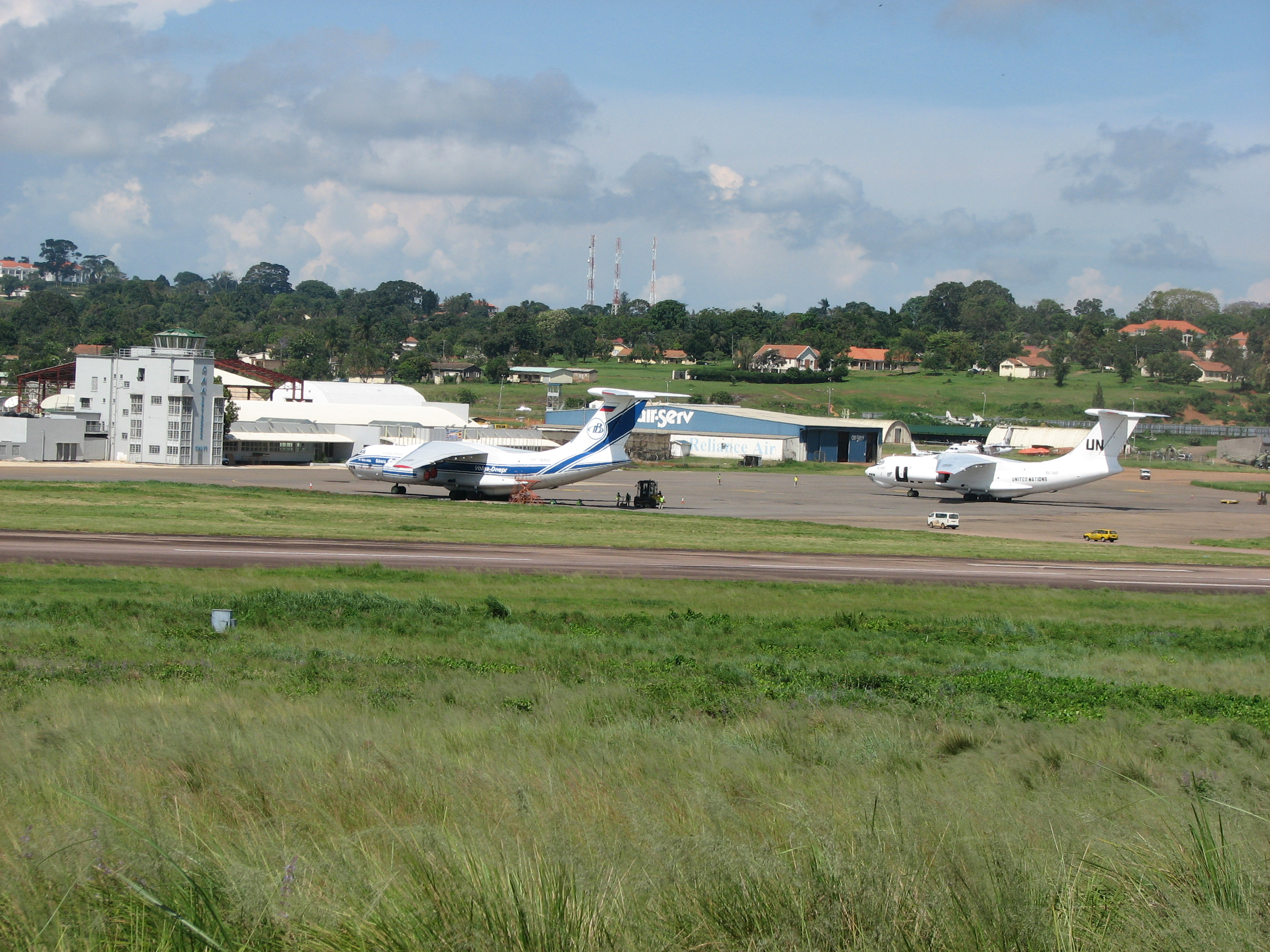 Turkish Airlines Cargo Office in Entebbe, UGANDA - Airlines