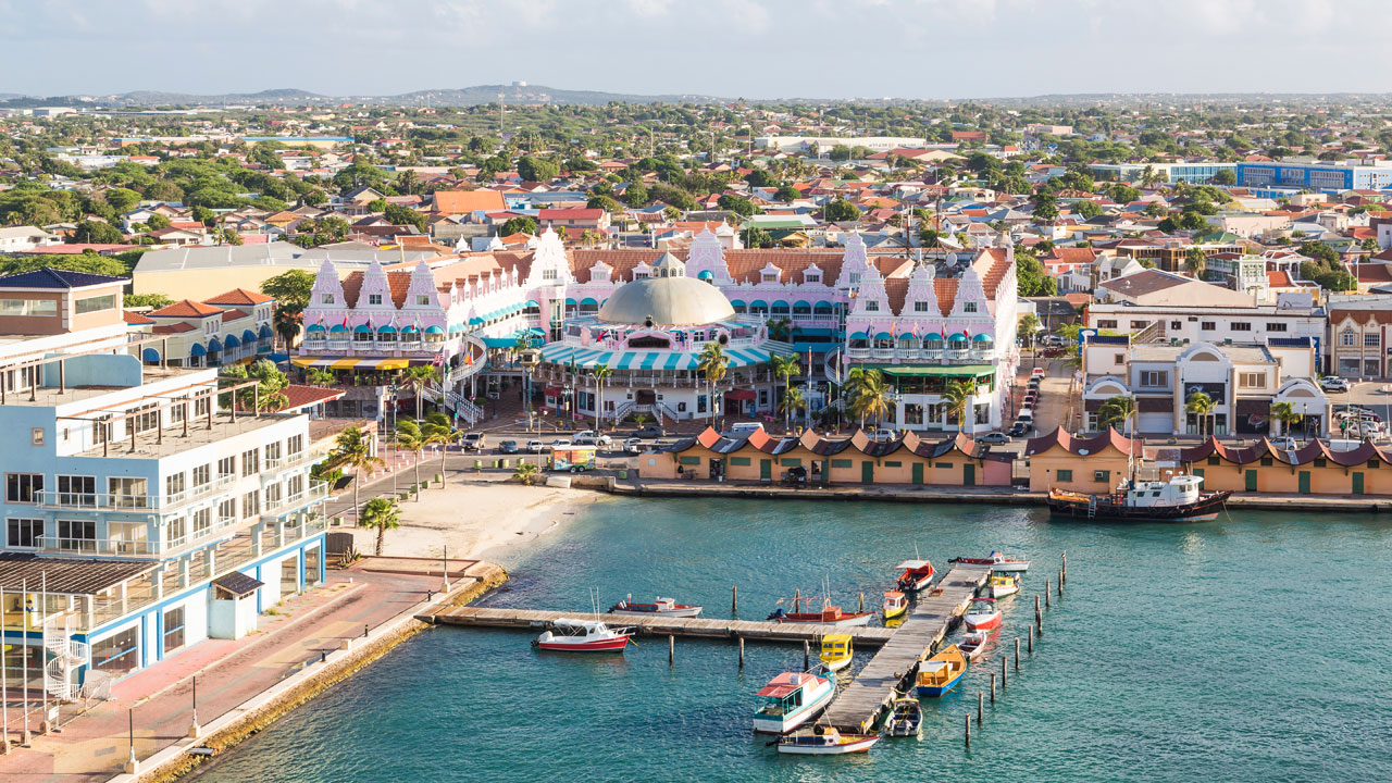 Aruba Archives Airlines Airports