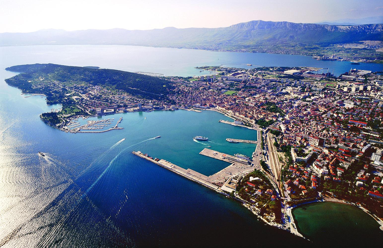 хорватия фото сплит