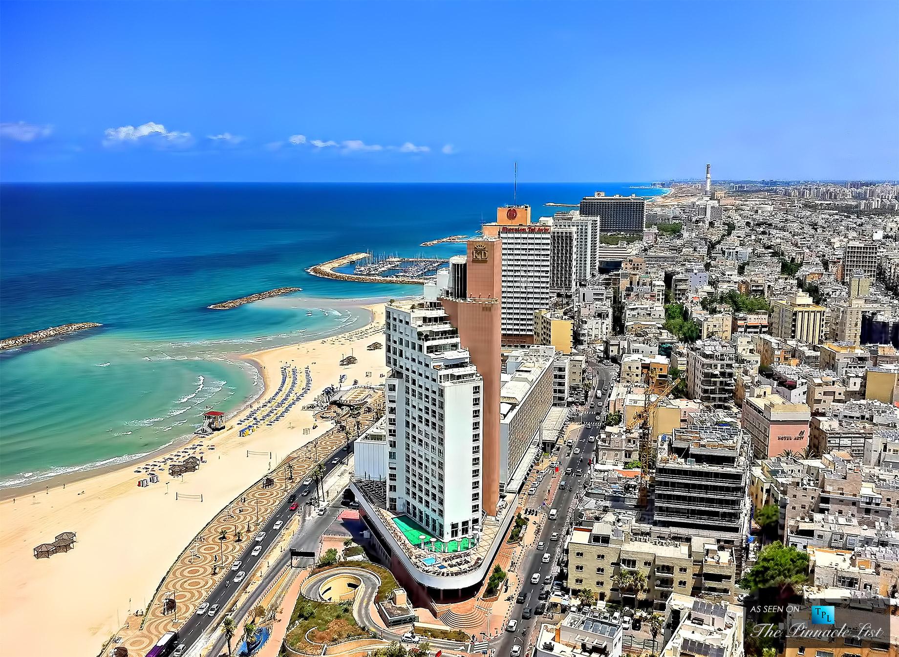 Tel Aviv Strand Hotel