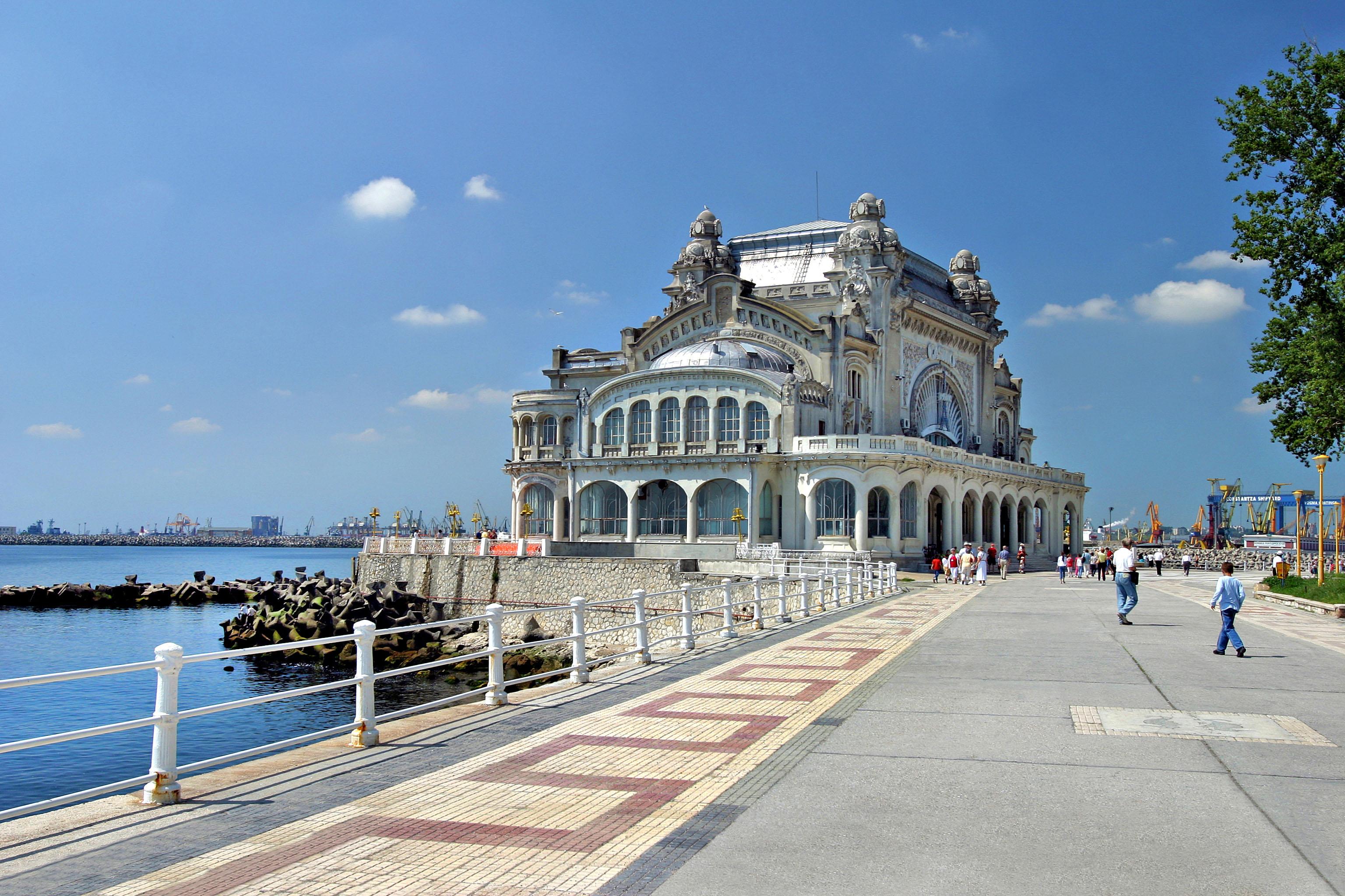 казино констанца румыния фото