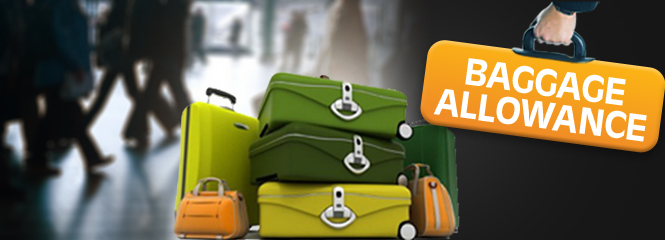 Baggage Allowance