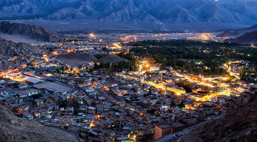 Air India Airport Office in LEH, India - Airlines-Airports