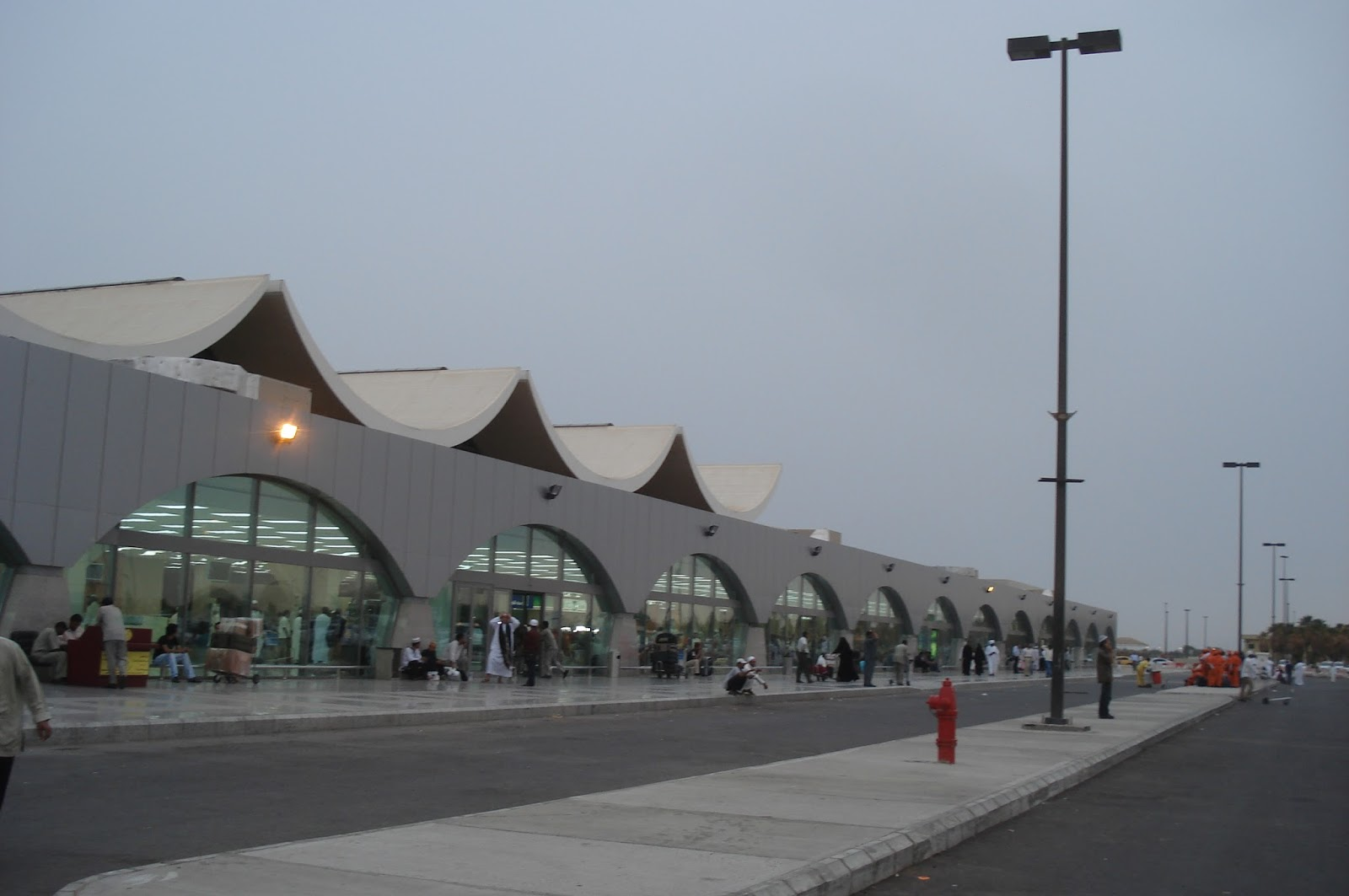 Saudia Saudi Airlines Reservation Office In Jeddah