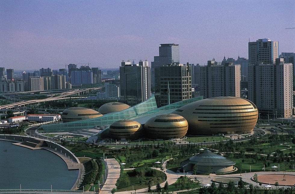 Korean Air Airport Office In Zhengzhou  China