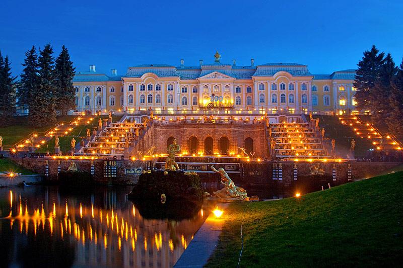 Reise Nach St Petersburg Gefährlich