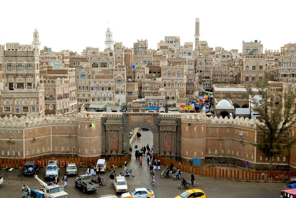 Gulf Air In Sanaa Yemen Airlines Airports