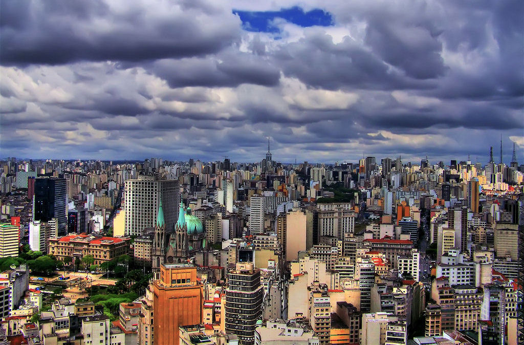 how to call sao paulo brazil from canada