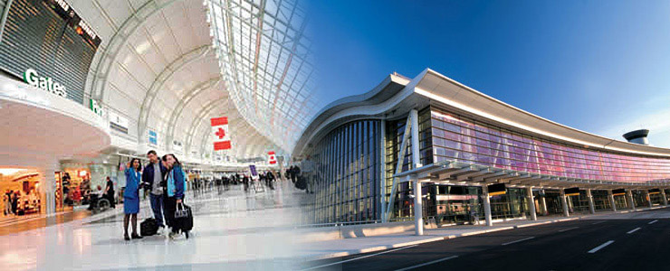 Toronto Pearson International Airport Airlines Airports