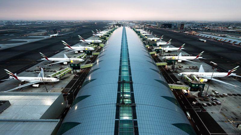 Image result for Dubai International Airport: