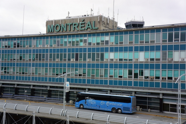Montreal International Airport Yul Canada Contact