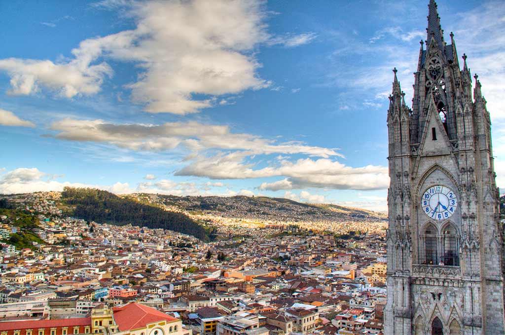 LATAM Airlines In Quito Ecuador AirlinesAirports - Capital of ecuador
