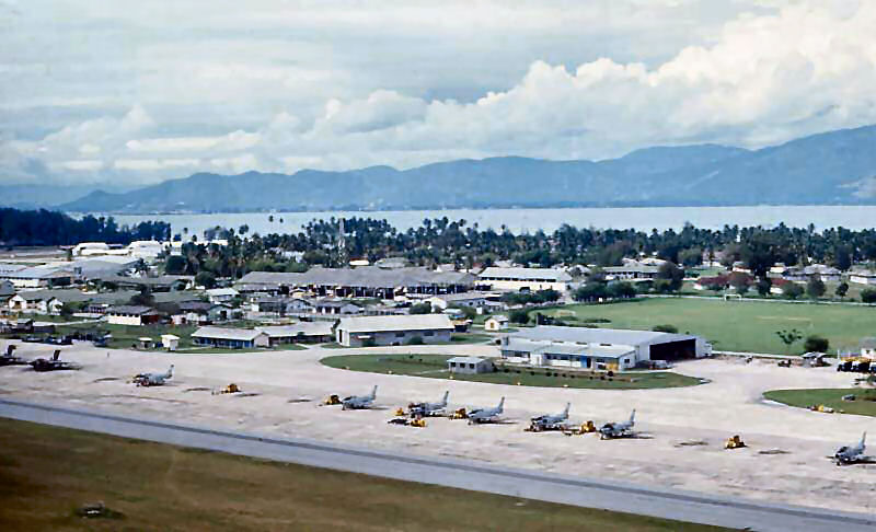 Rmaf Butterworth Airport Bwh Malaysia Contact Details