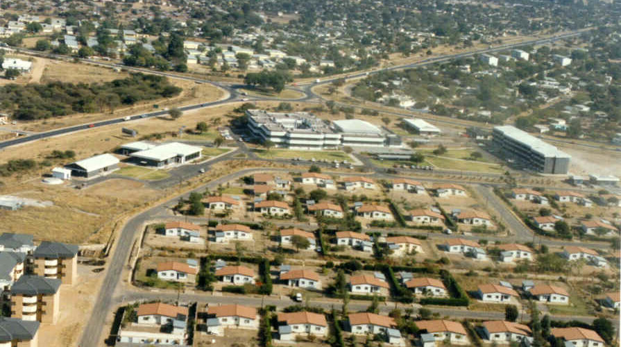 Air Botswana In Francistown Botswana Airlines Airports