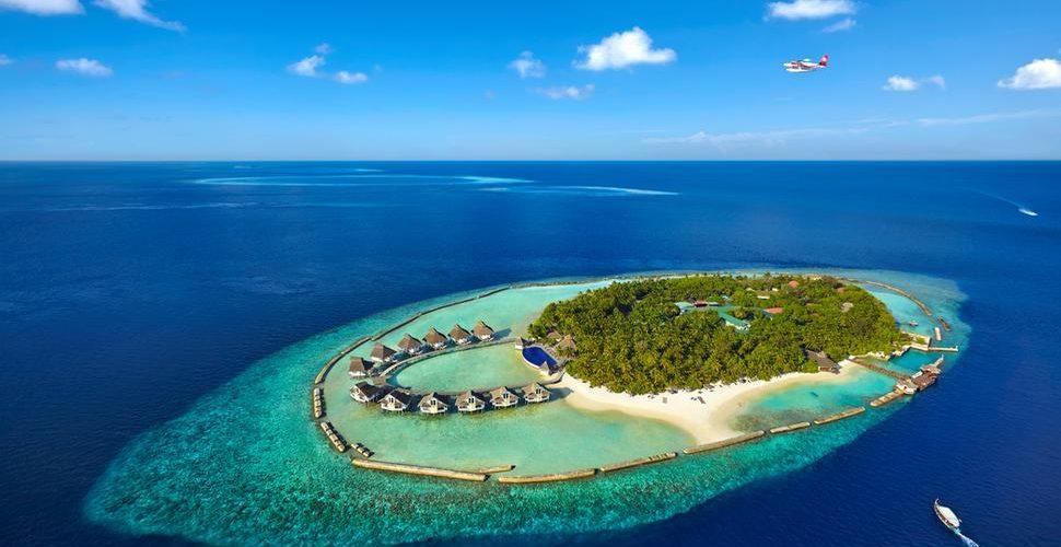 Maldivian Airline Ticket Office In Hithadhoo Addu City