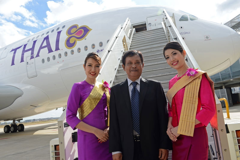 thai airways online booking