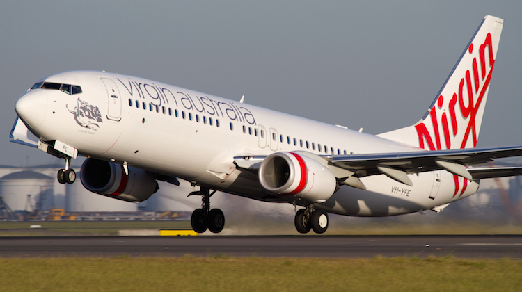 an analysis of the competition between qantas and ansett australia two airline companies