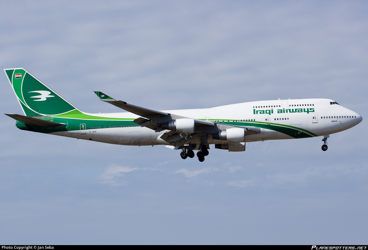 Iraqi Airways Offices Airlines Airports