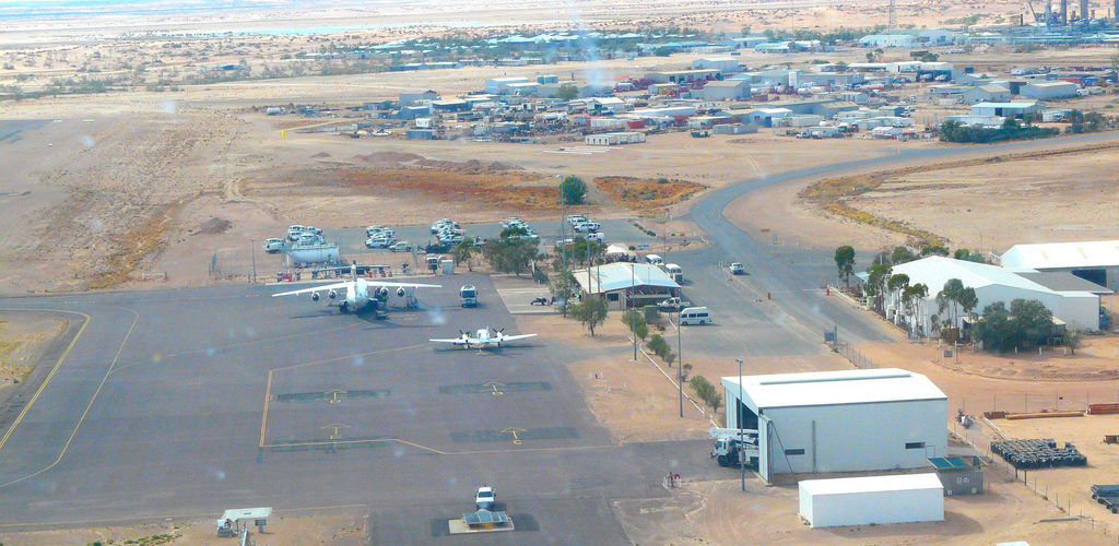 Moomba Airport In Moomba Australia Airlines Airports