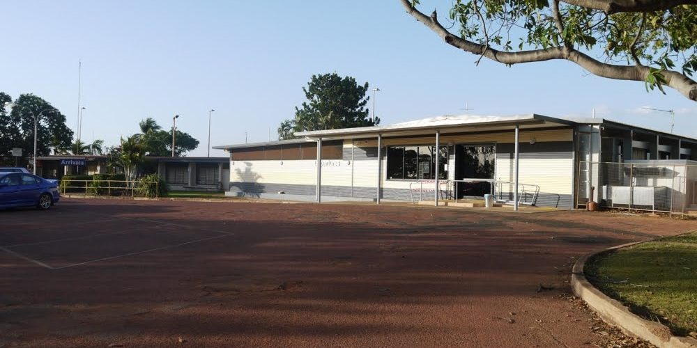Weipa Airport in Weipa, Australia - Airlines-Airports