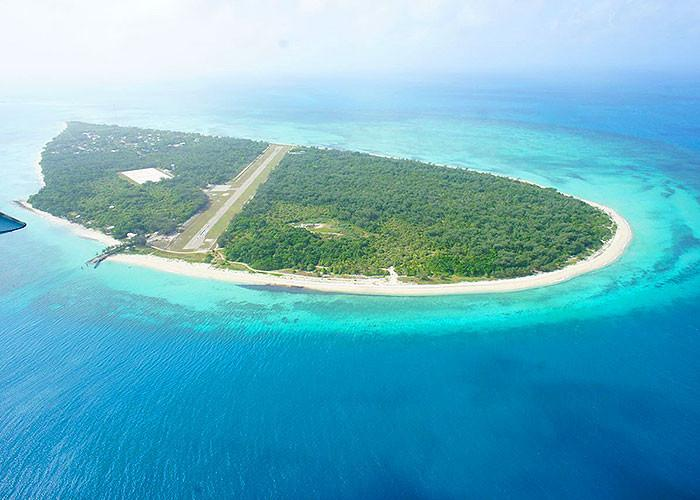 Alaska To Russia >> Yorke Island Airport in Yorke Island, Australia - Airlines
