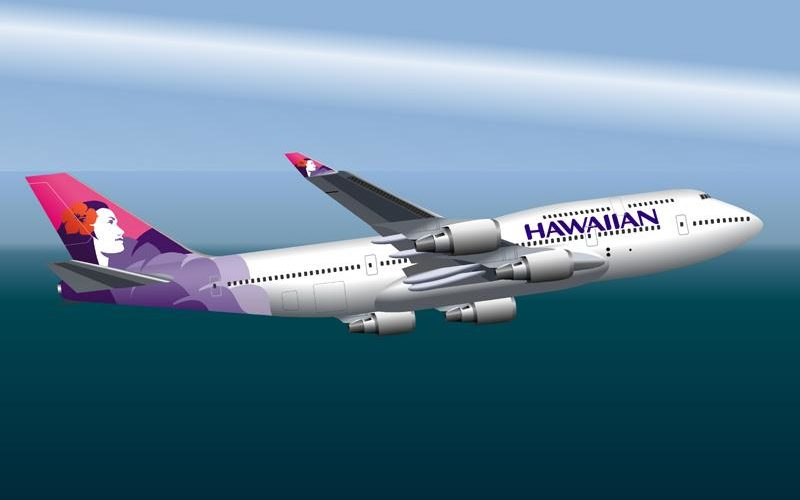 Hawaiian Air Cargo in Maui, Kahului - Airlines-Airports
