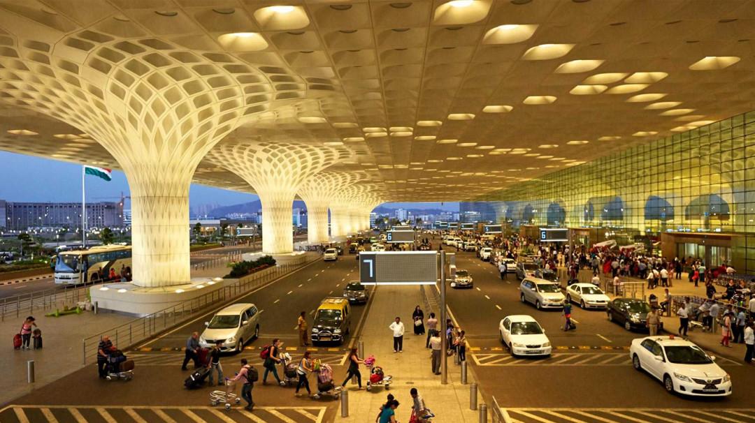 airlines operating chhatrapati shivaji maharaj international airport terminal mumbai