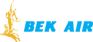 Image result for Bek Air logo